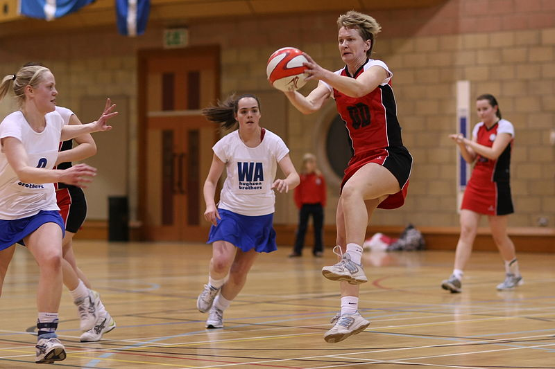 5 More Great Reasons To Take Up Adult Netball