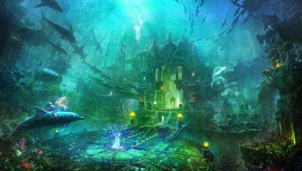 Atlantis Has Sprung A Leak