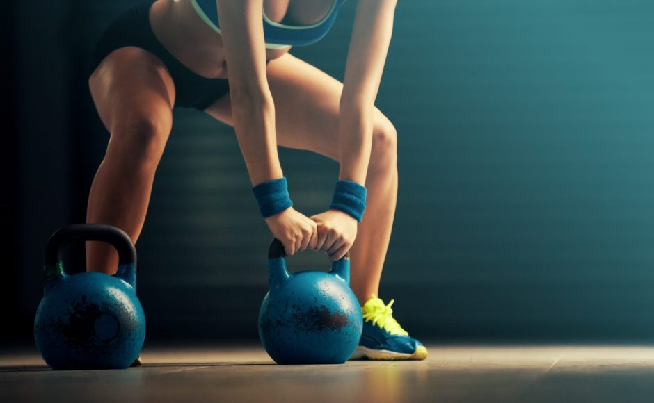 A Revolutionary Gym Product For Dumbbell Users: Kettlebells