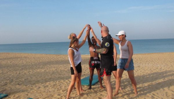 Muay Thai Program In Thailand For Holiday And Fun