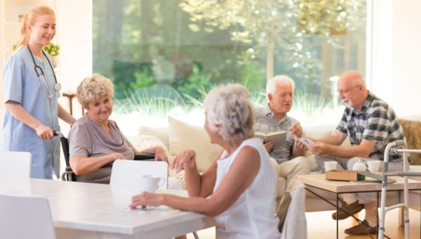 How Seniors Can Be Cared Well At Care Homes?