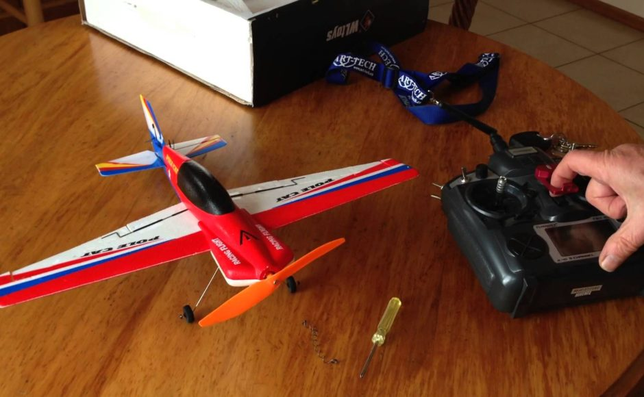 Wltoys Airplane – Wonderful For Every Newbie