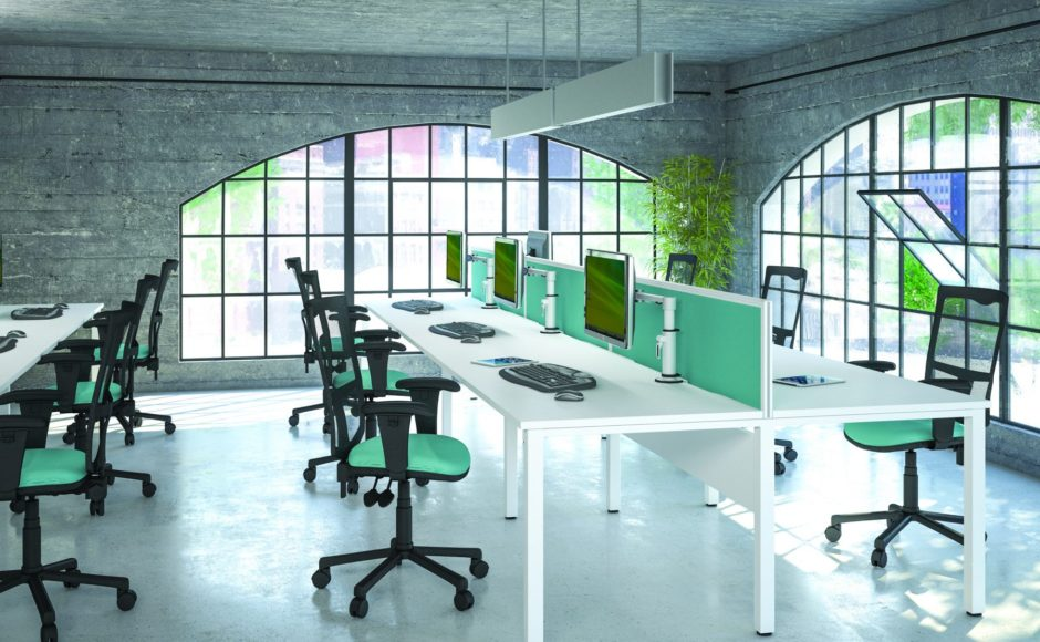 Enhance Productivity Through Call Centre Furniture Design