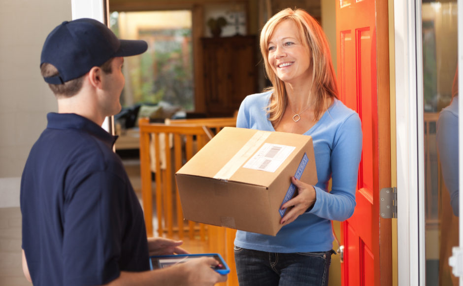 Effective Tips On The Delivery Of A Large Parcel
